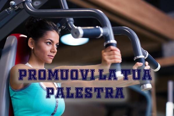 promozione palestra