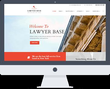 sito internet avvocato