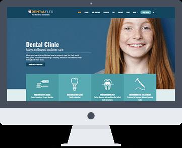 sito internet dentista