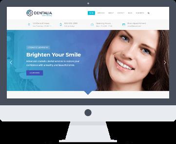 sito web studio dentista
