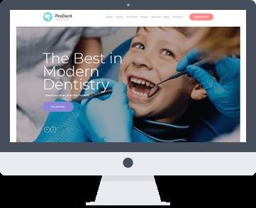 sito web per dentisti