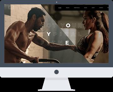 sito web palestre