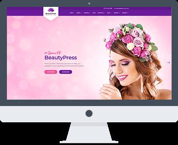 sito web salone bellezza