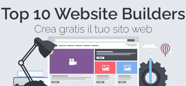 creare un sito web gratis